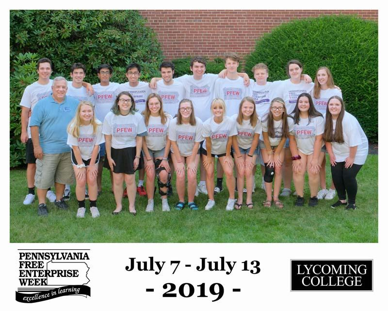 Week I at Lycoming College Top Company - phyzality Return on Investment - phyzality