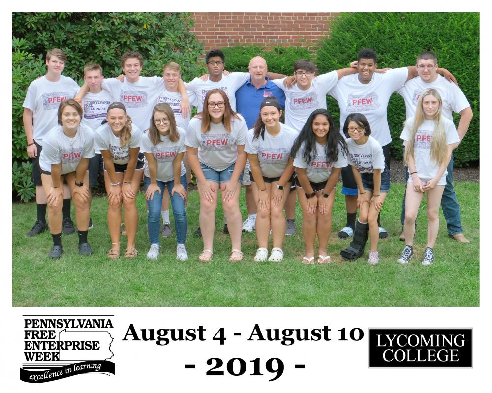 Week IV at Lycoming College Top Company - H3 - happy. healthy. hair.