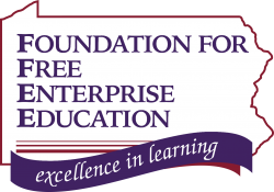 Foundation for Free Enterprise Education alternative logo