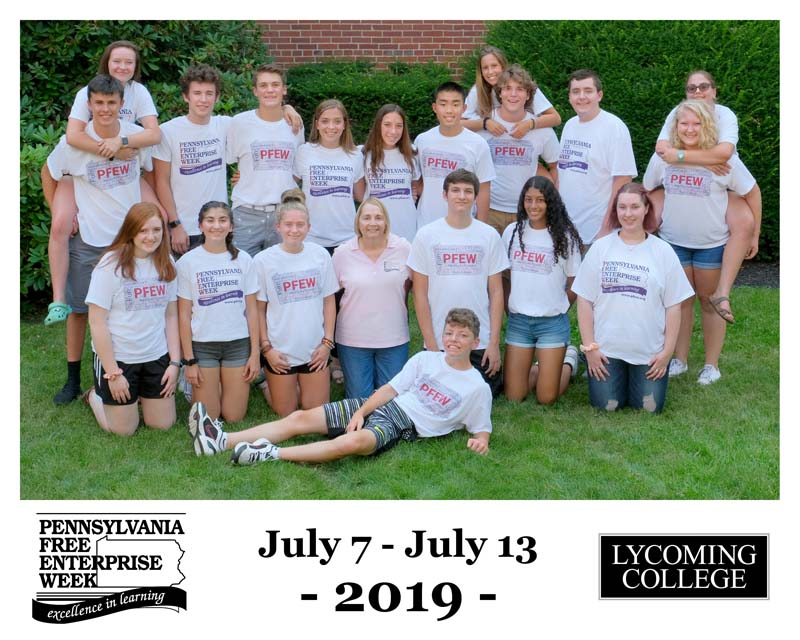 Week I at Lycoming College Management Skill - Parvati